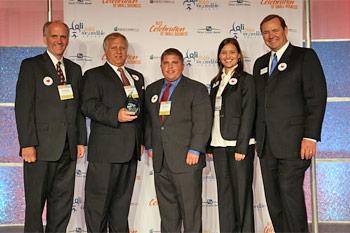 Greater Louisville Inc. Award